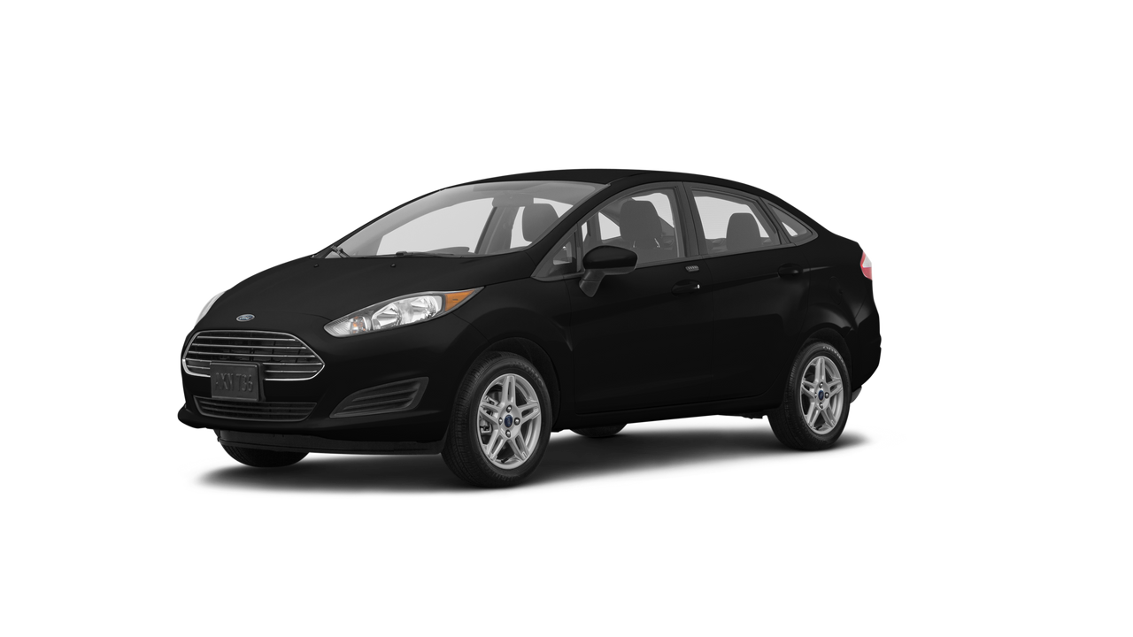 2017 Ford Fiesta 4dr Car
