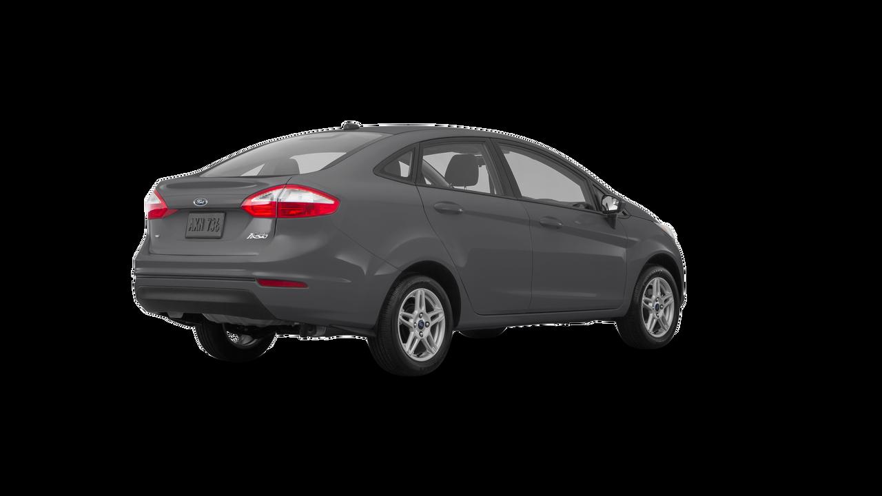 2017 Ford Fiesta 4dr Car
