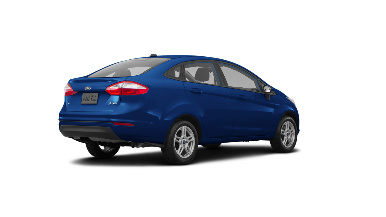 2018 Ford Fiesta 4dr Car