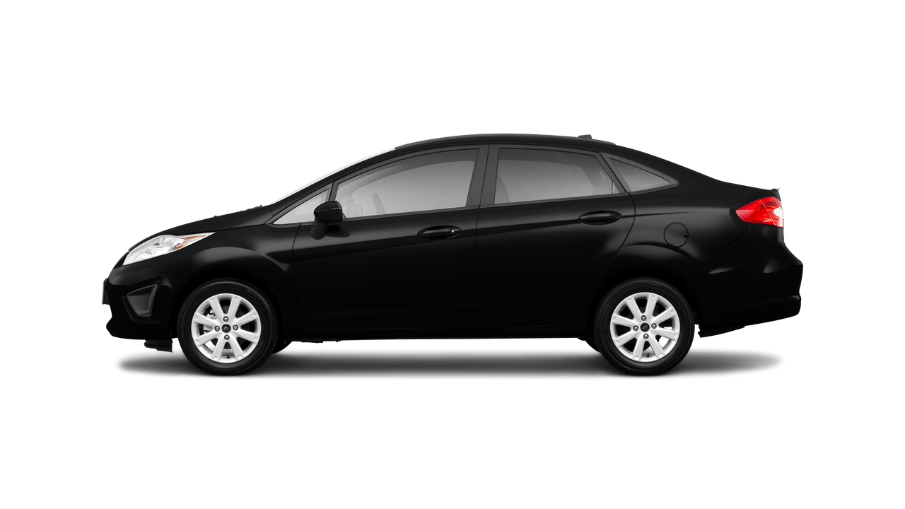 2011 Ford Fiesta 4dr Car