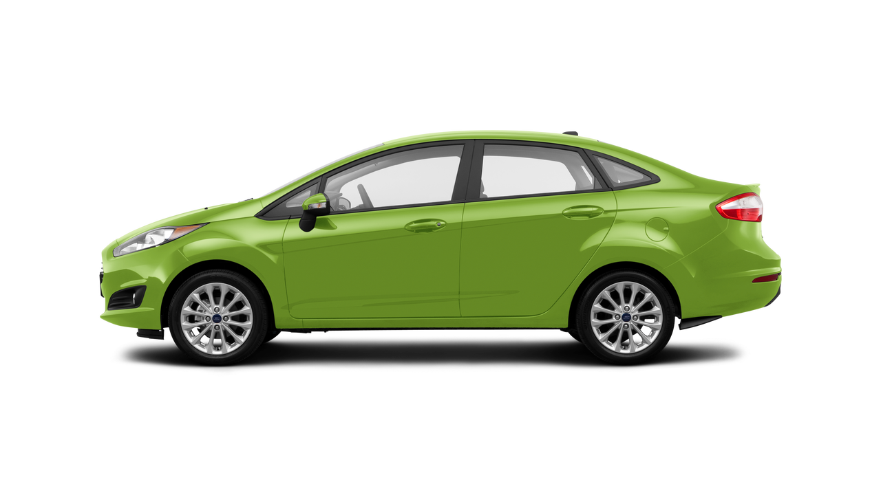 2014 Ford Fiesta 4dr Car