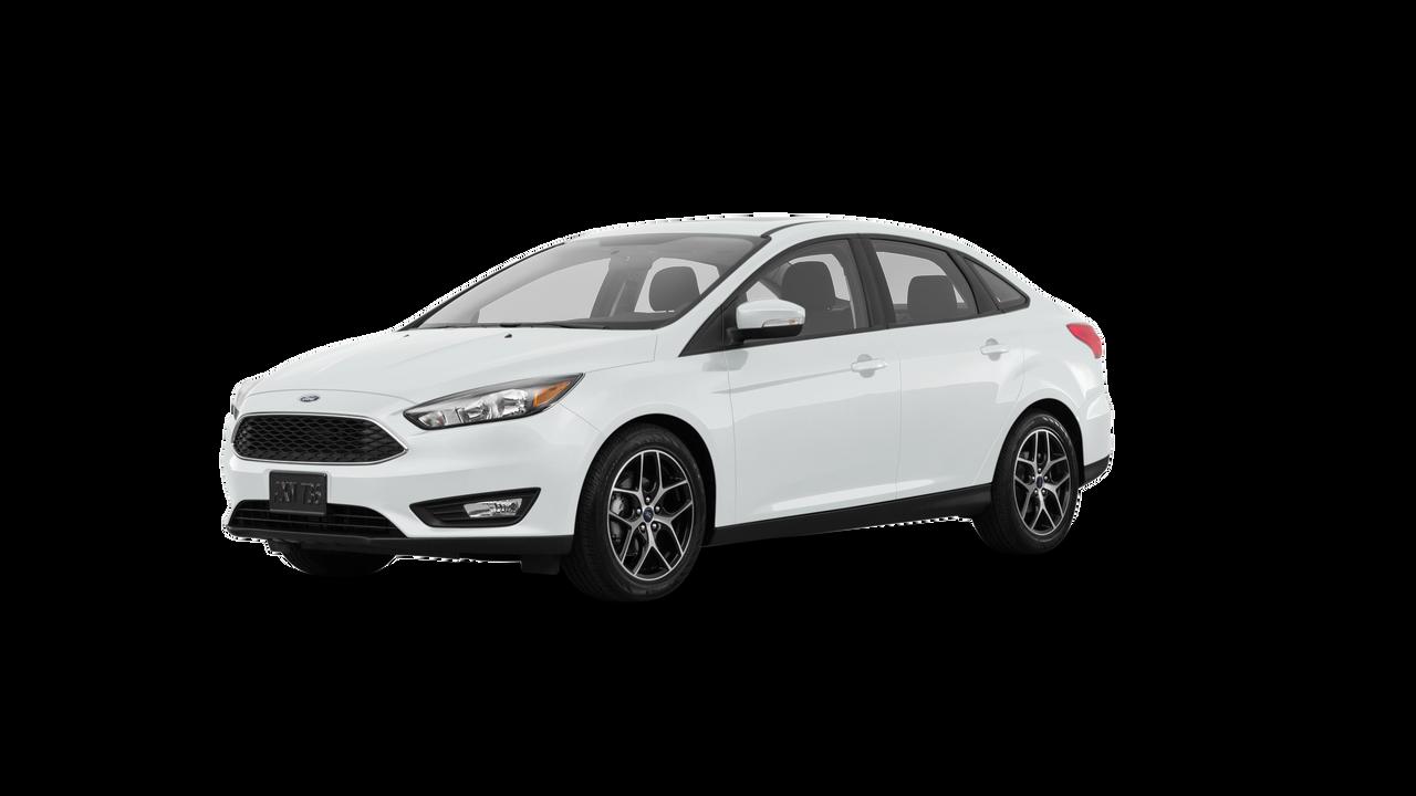 2018 Ford Focus 4dr Car
