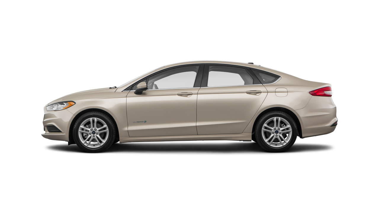 2018 Ford Fusion Hybrid 4dr Car