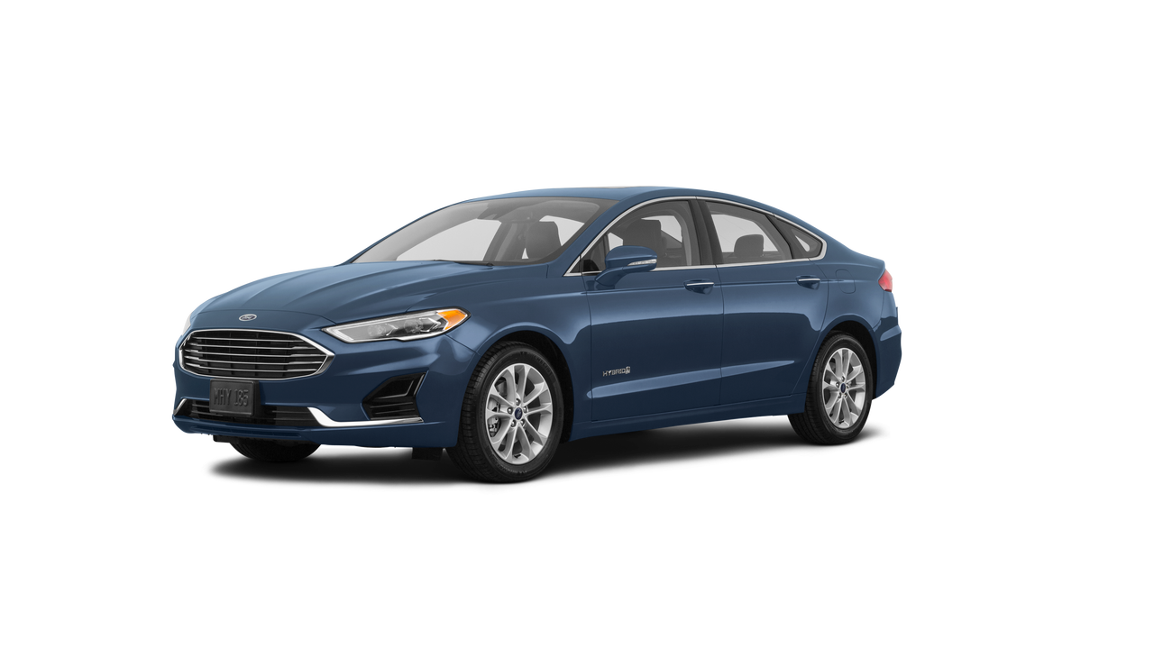 2019 Ford Fusion Hybrid 4dr Car