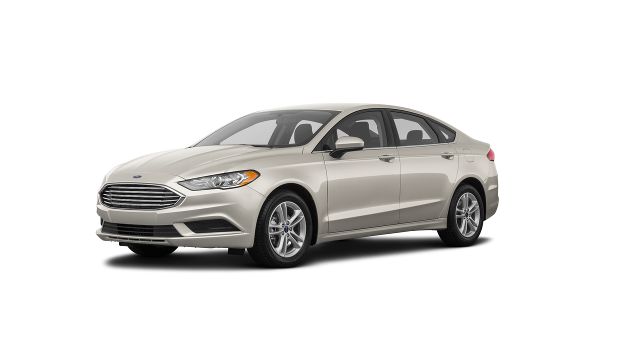 2018 Ford Fusion 4dr Car
