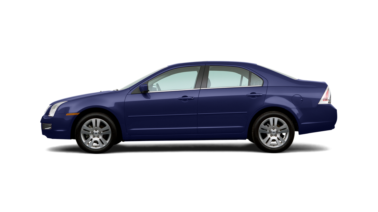 2007 Ford Fusion 4dr Car