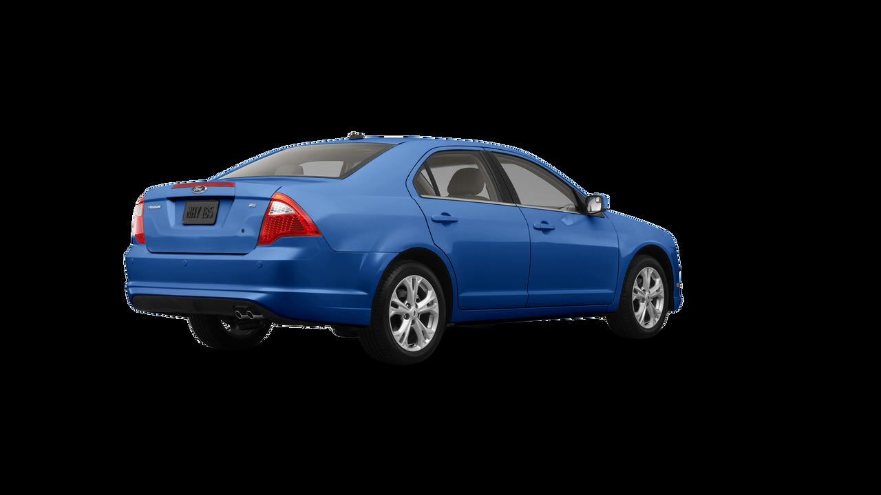 2012 Ford Fusion 4dr Car