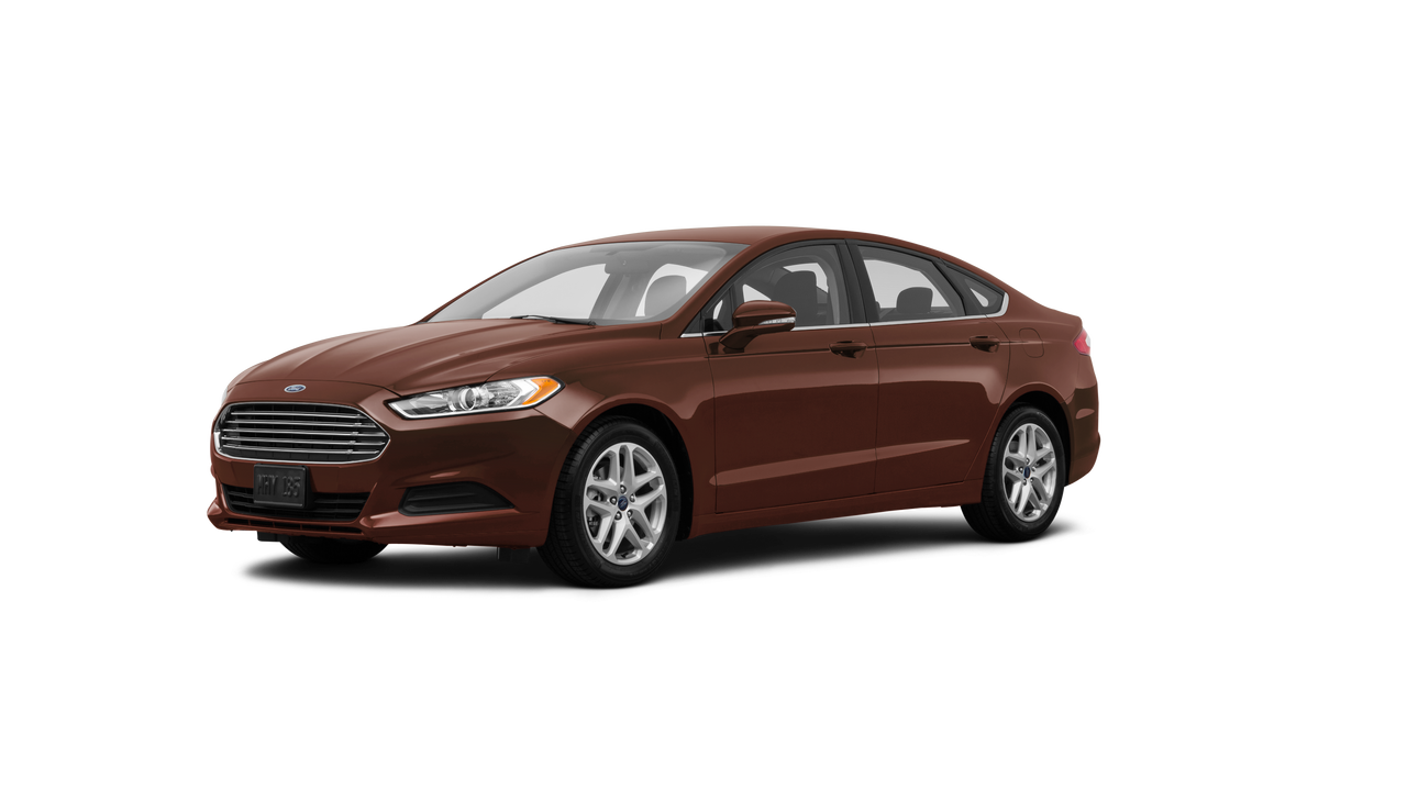 2015 Ford Fusion 4dr Car