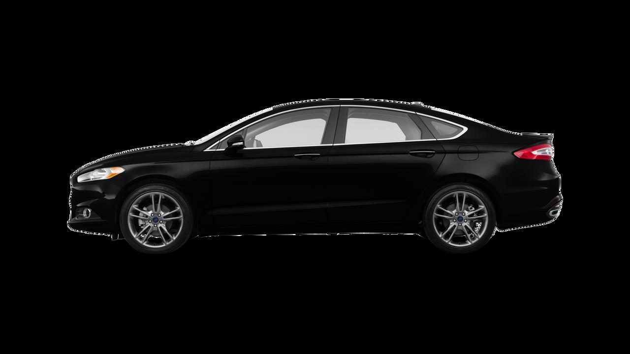 2015 Ford Fusion 4dr Car