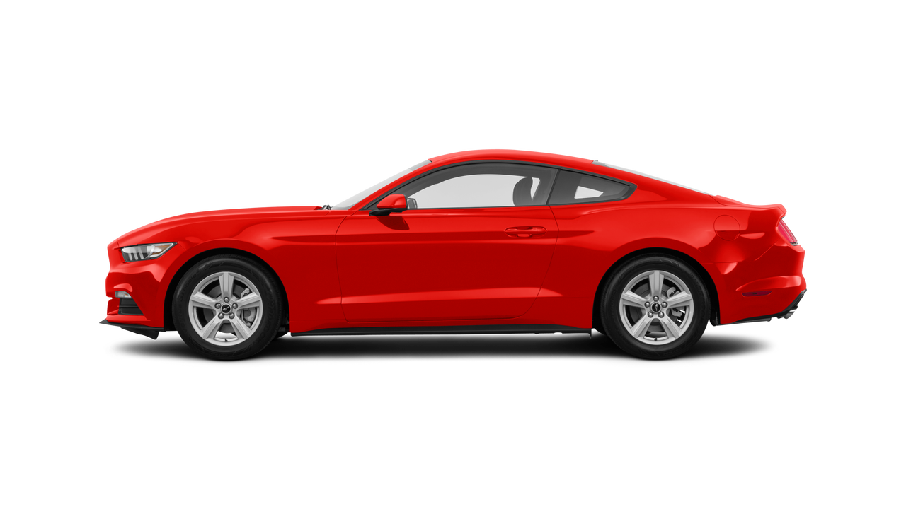 2016 Ford Mustang 2dr Car