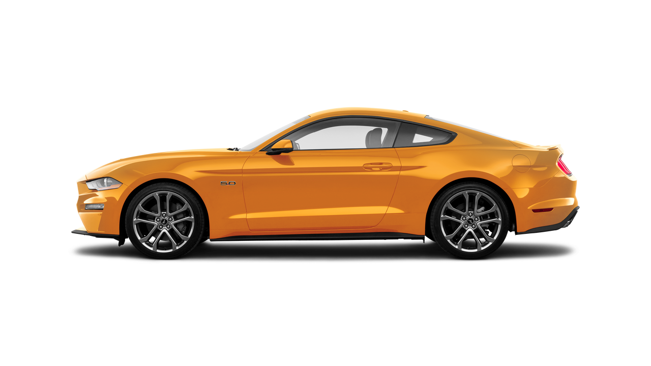 2018 Ford Mustang 2dr Car