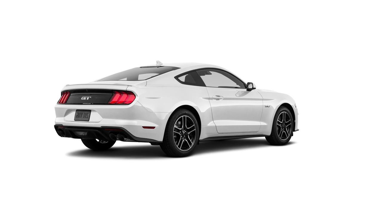 2021 Ford Mustang 2dr Car