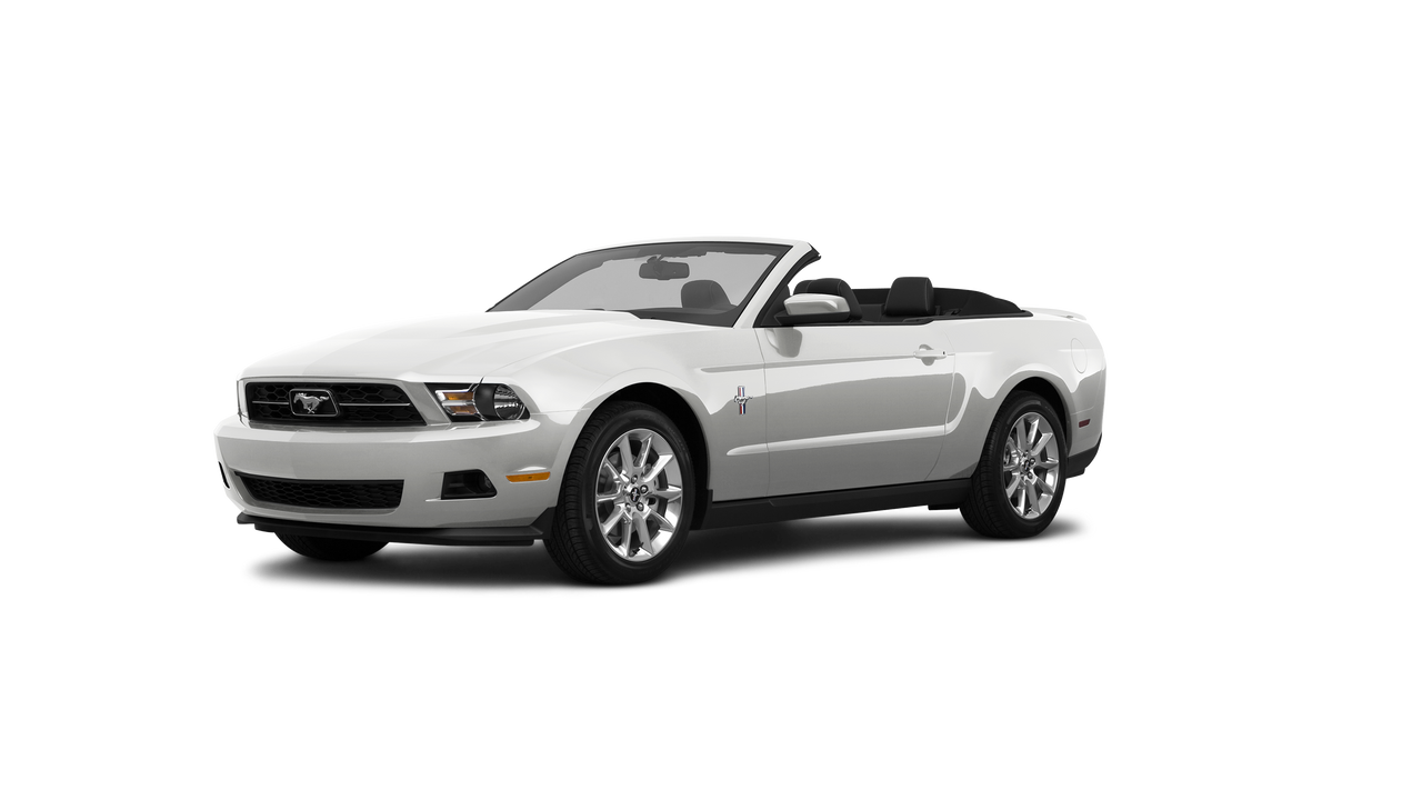 2011 Ford Mustang 2dr Car