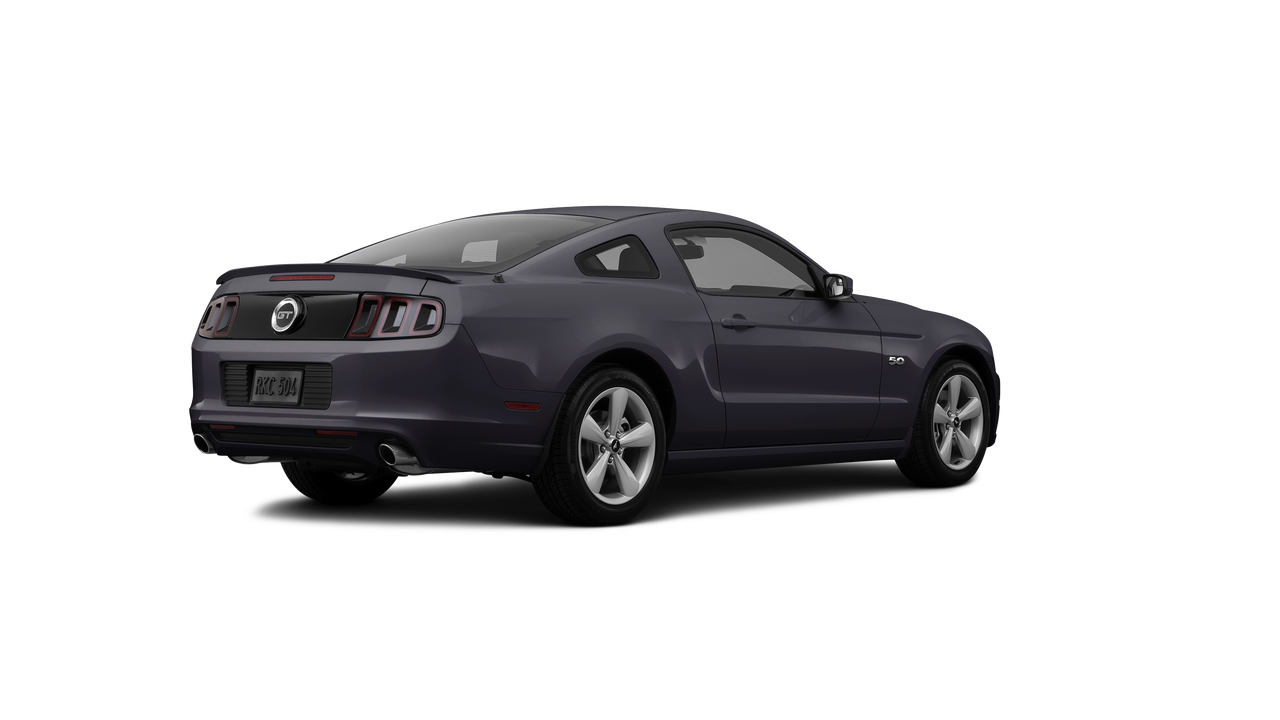 2014 Ford Mustang 2dr Car