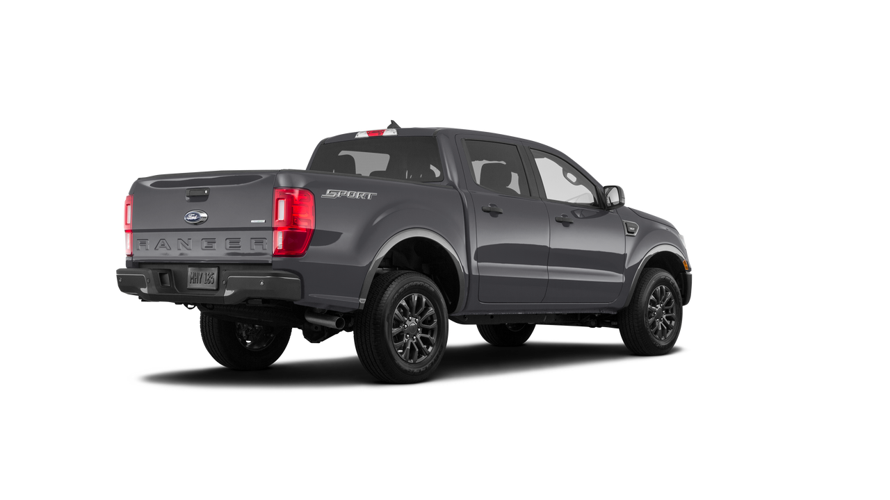2020 Ford Ranger Short Bed