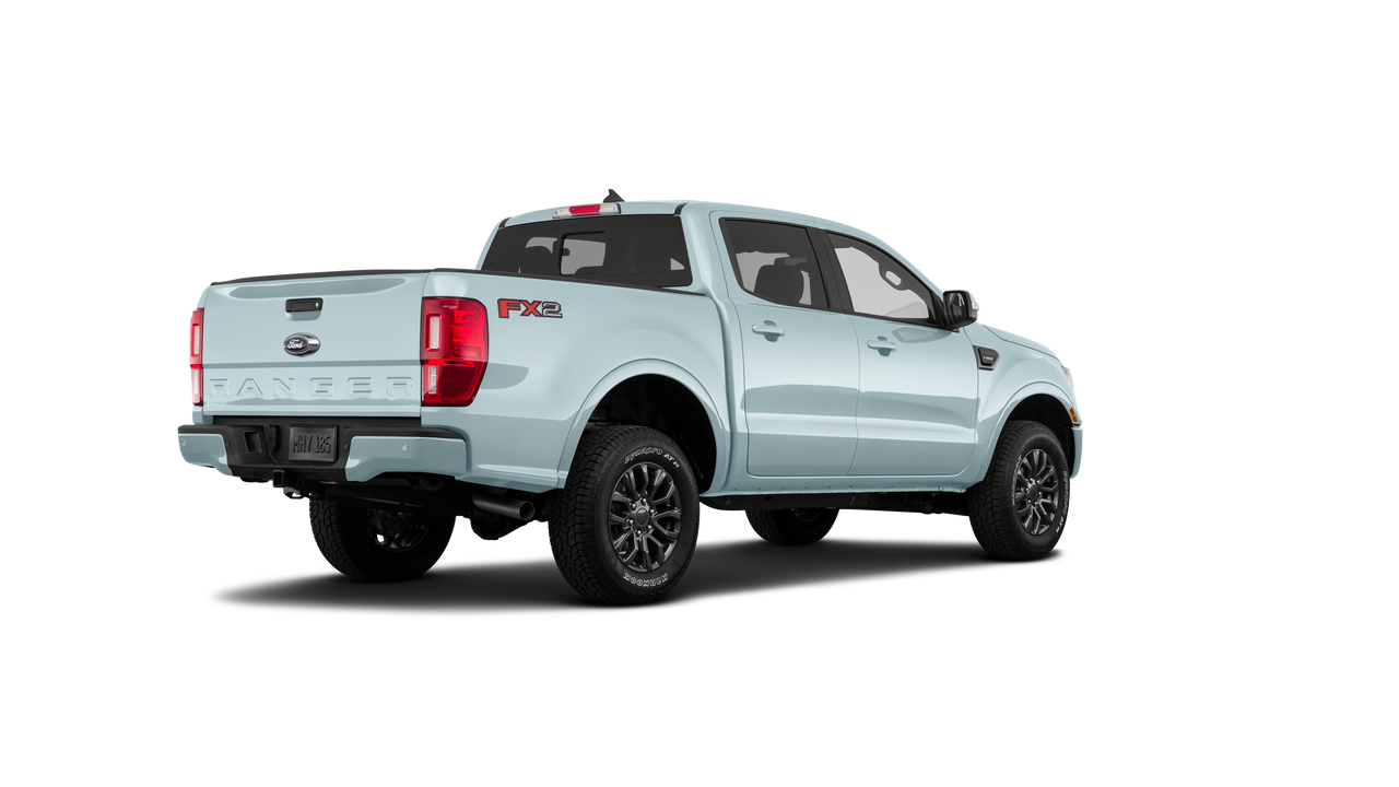2021 Ford Ranger Short Bed