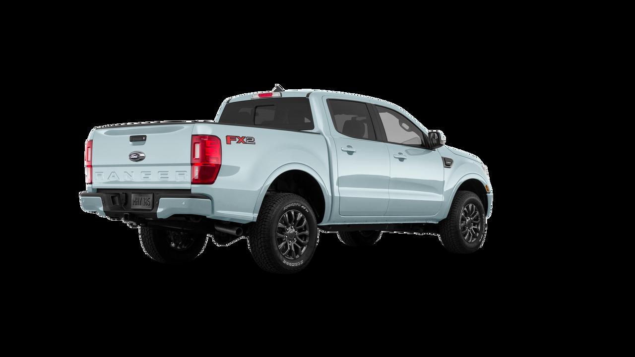 2021 Ford Ranger Standard Bed