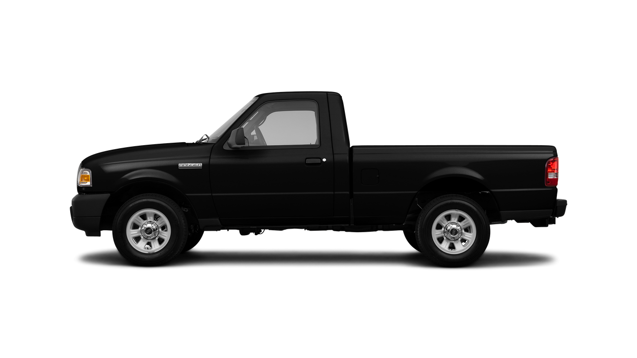 2011 Ford Ranger Standard Bed