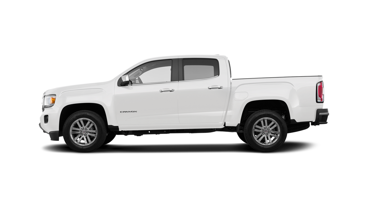 2016 GMC Canyon Standard Bed