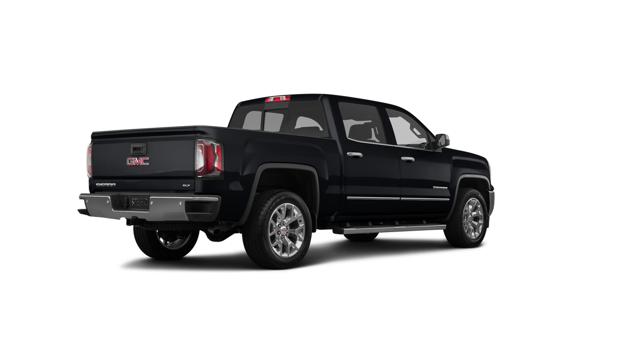 2018 GMC Sierra 1500 Short Bed