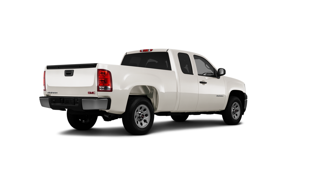 2013 GMC Sierra 1500 Short Bed