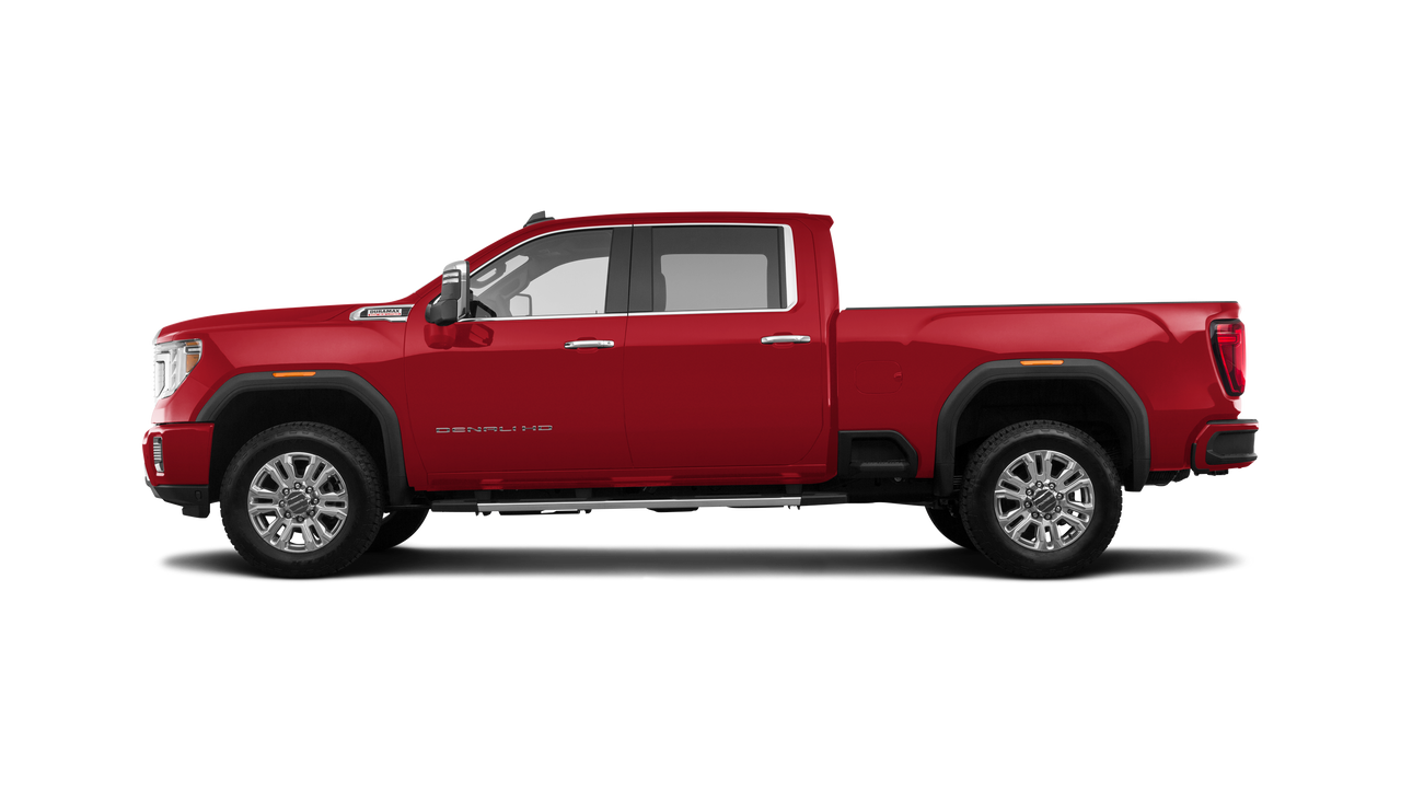 2020 GMC Sierra 2500HD Standard Bed