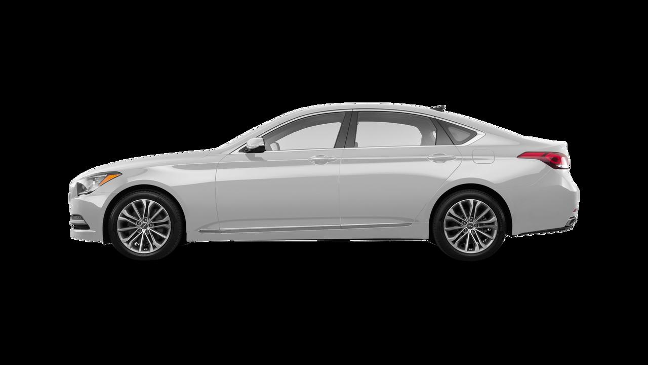 2017 Genesis G80 4dr Car