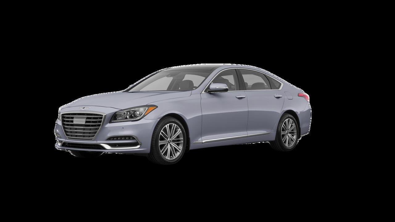 2018 Genesis G80 4dr Car