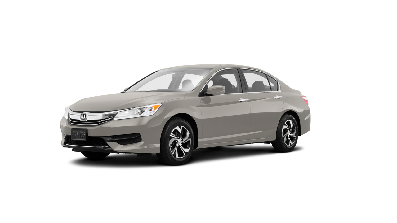 2017 Honda Accord 4dr Car