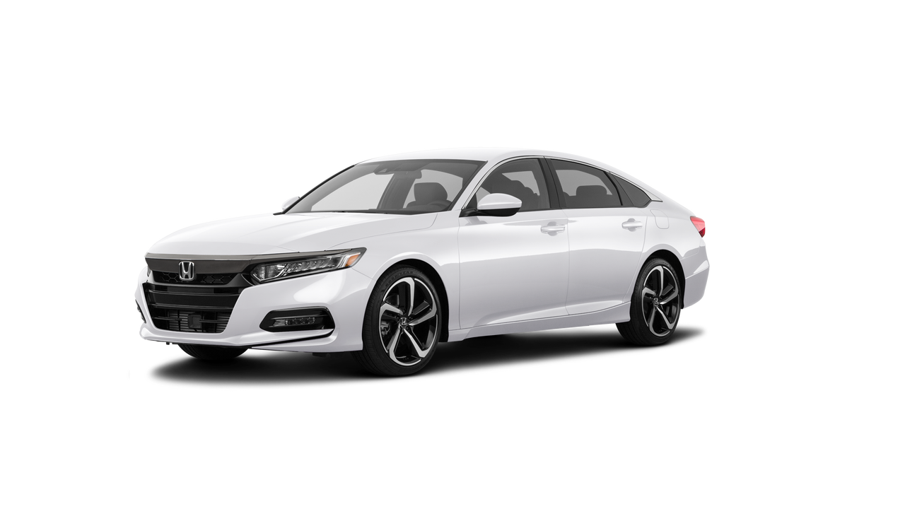 2019 Honda Accord 4dr Car