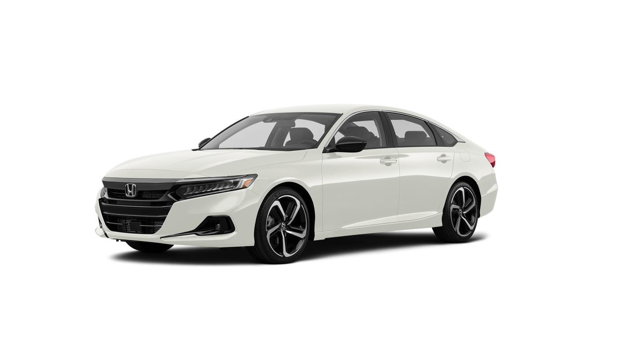 2021 Honda Accord Sedan 4dr Car