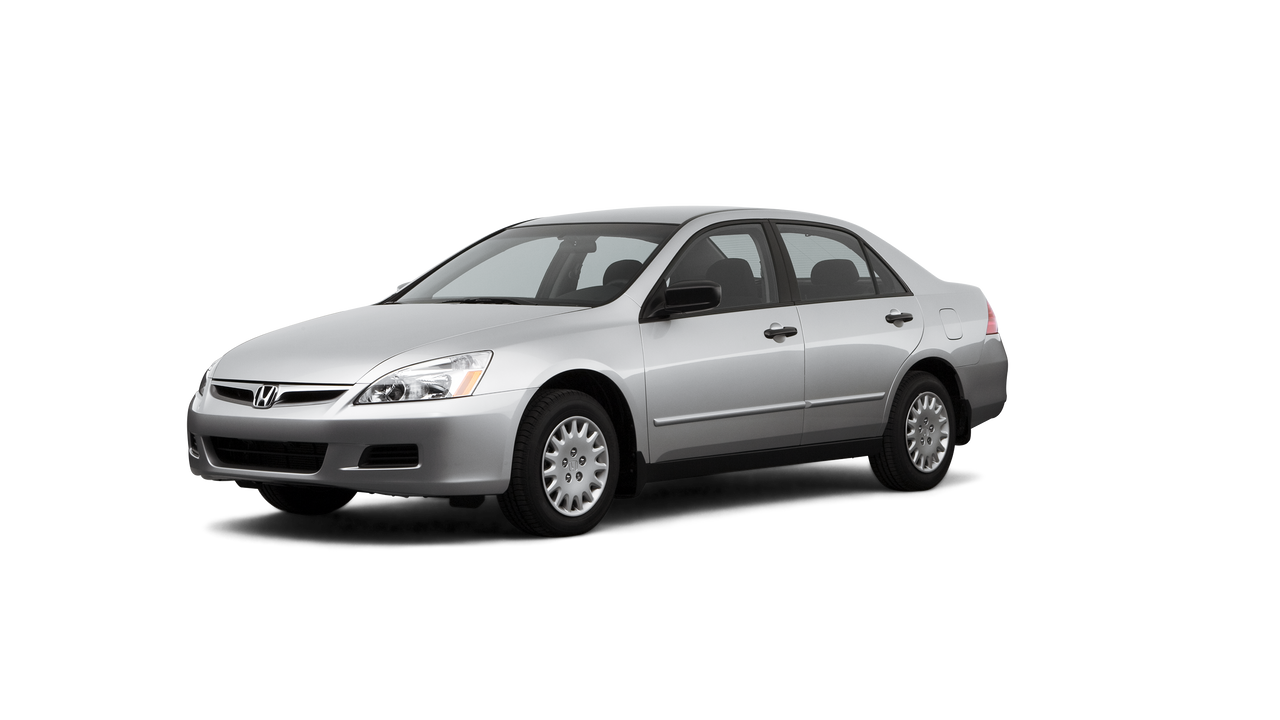 2007 Honda Accord 4dr Car