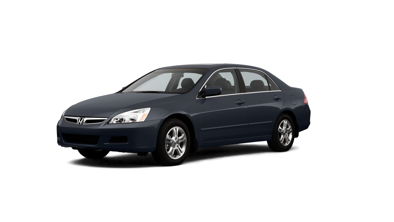 2007 Honda Accord 4dr Car