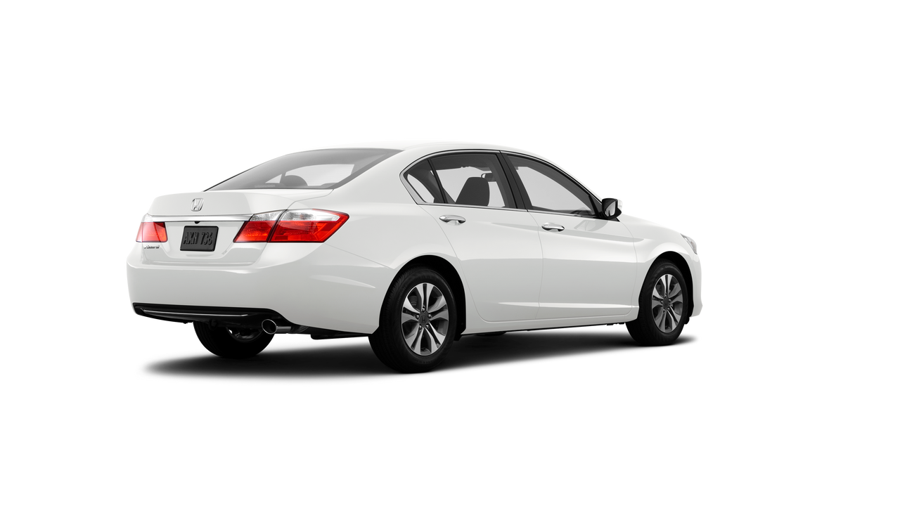 2015 Honda Accord 4dr Car