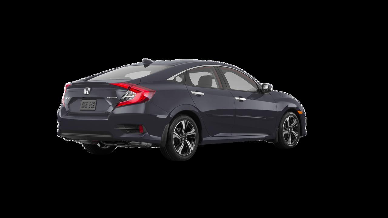 2016 Honda Civic 4D Sedan