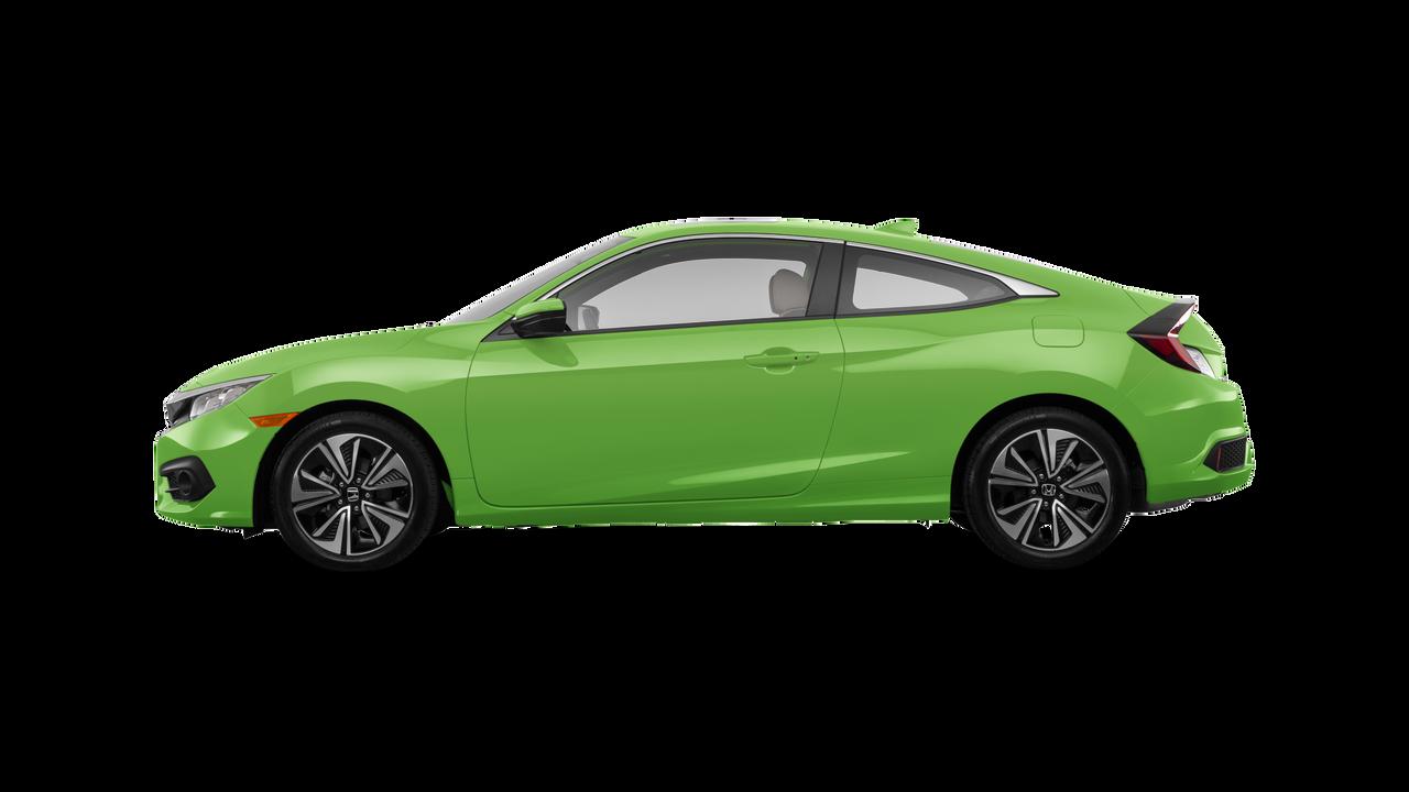 2016 Honda Civic 2dr Car