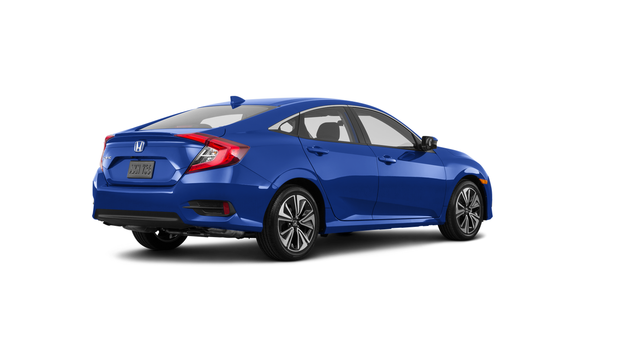 2017 Honda CIVIC SEDAN 4dr Car