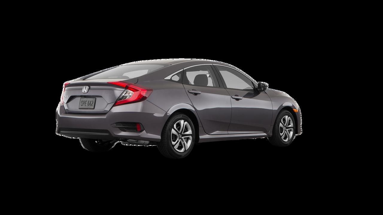 2018 Honda Civic Sedan 4dr Car