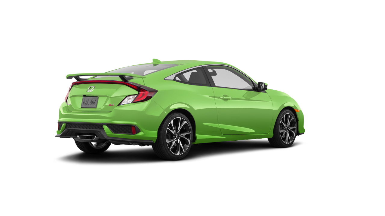 2018 Honda Civic 2dr Car