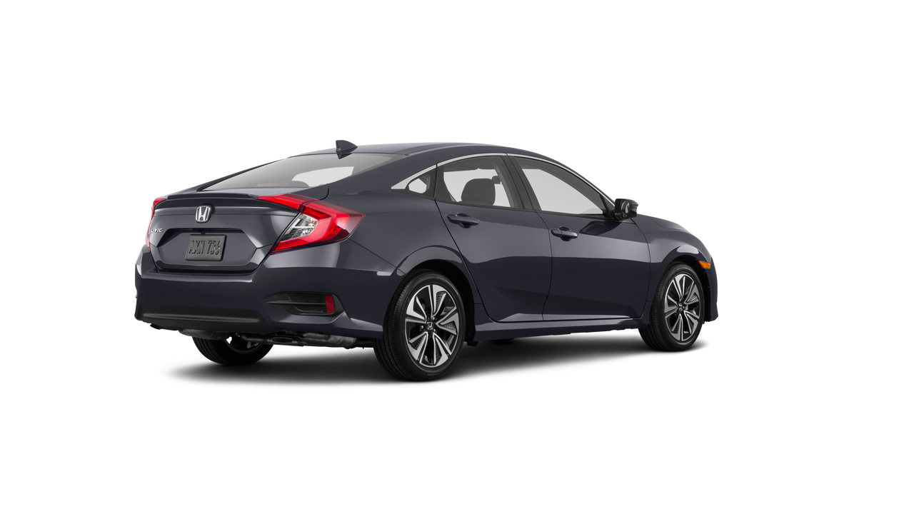 2018 Honda Civic 4dr Car