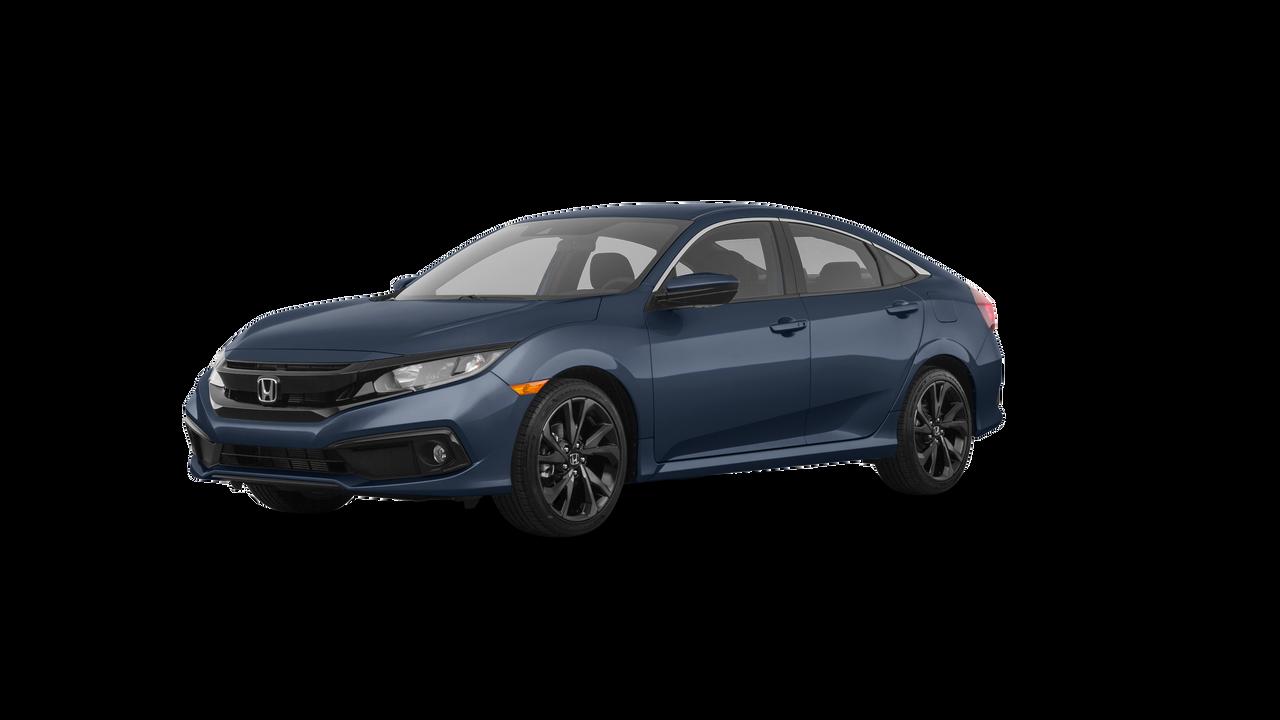 2019 Honda Civic Sedan 4dr Car