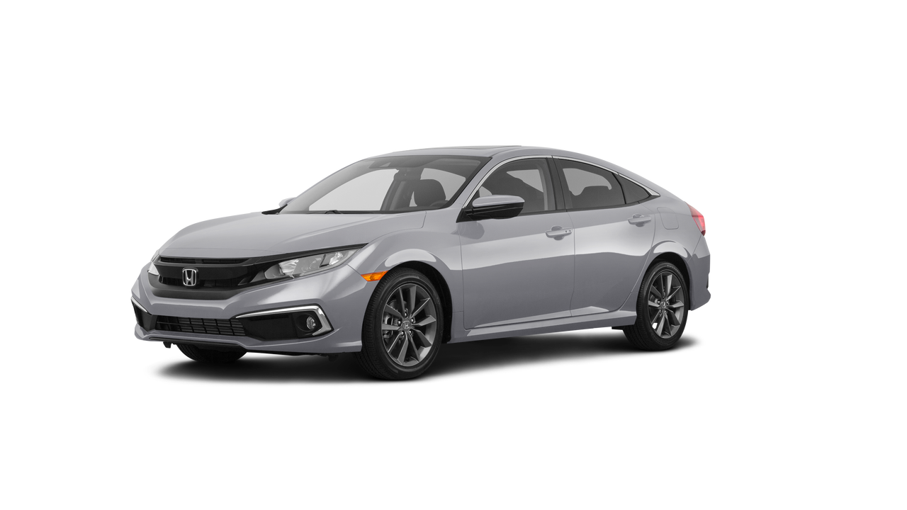 2021 Honda Civic 4dr Car