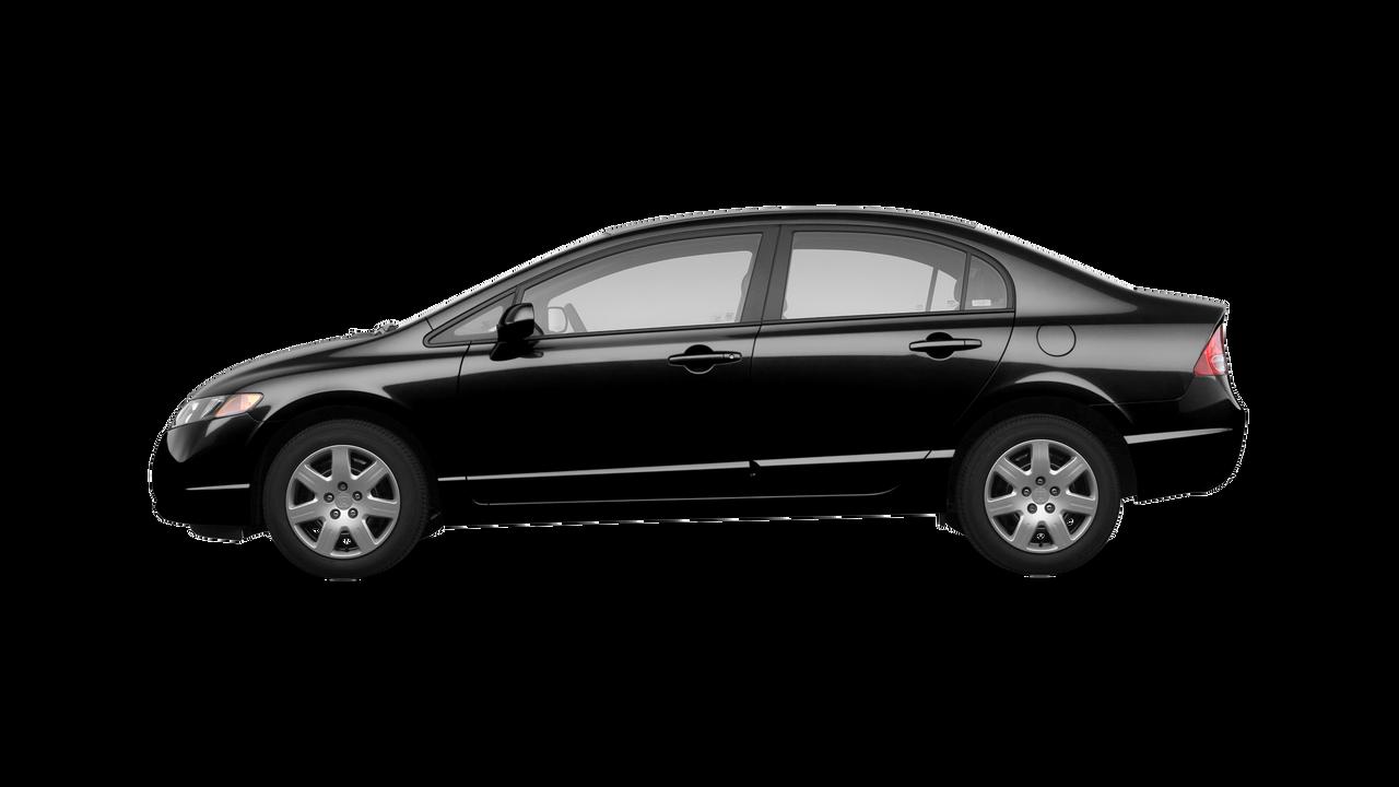 2007 Honda Civic 4dr Car