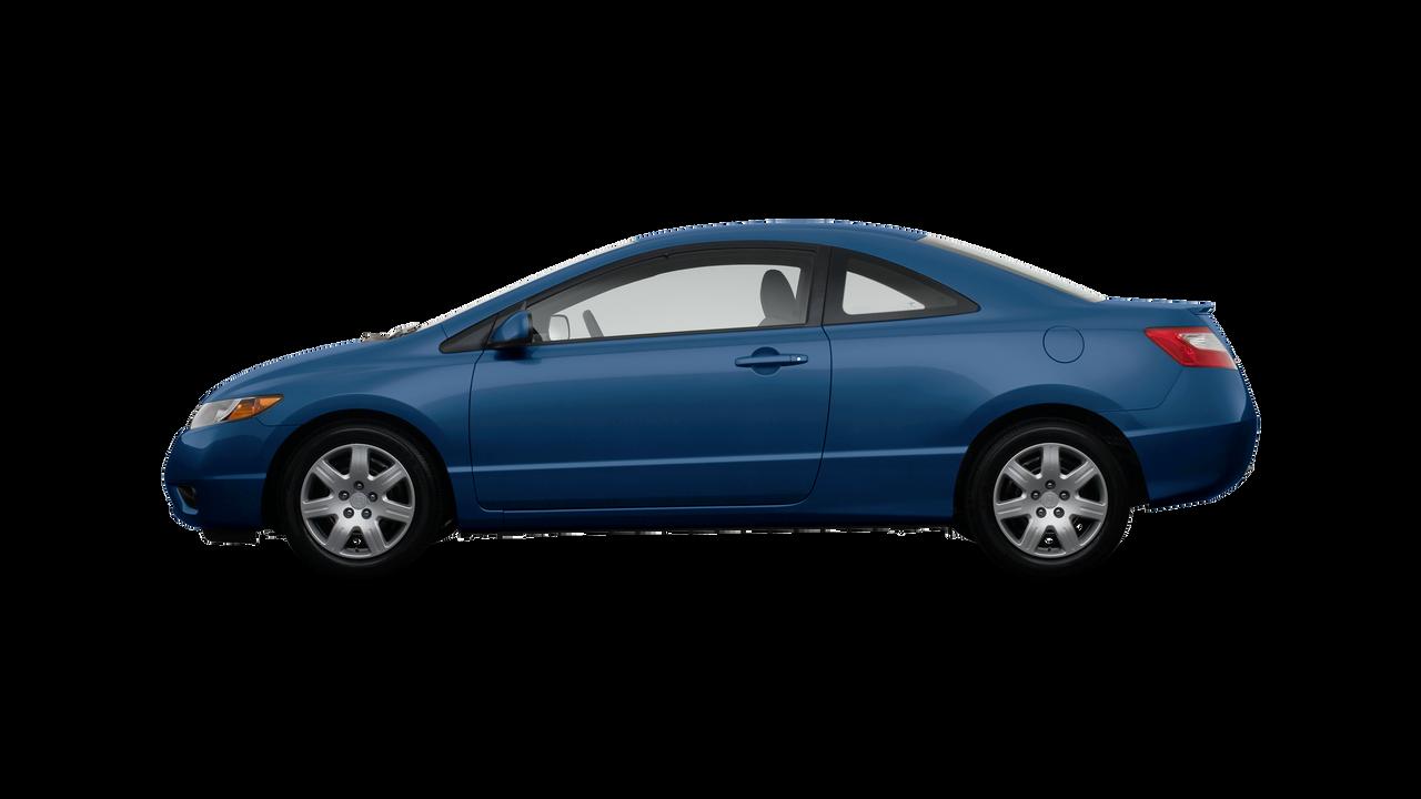 2008 Honda Civic 2dr Car