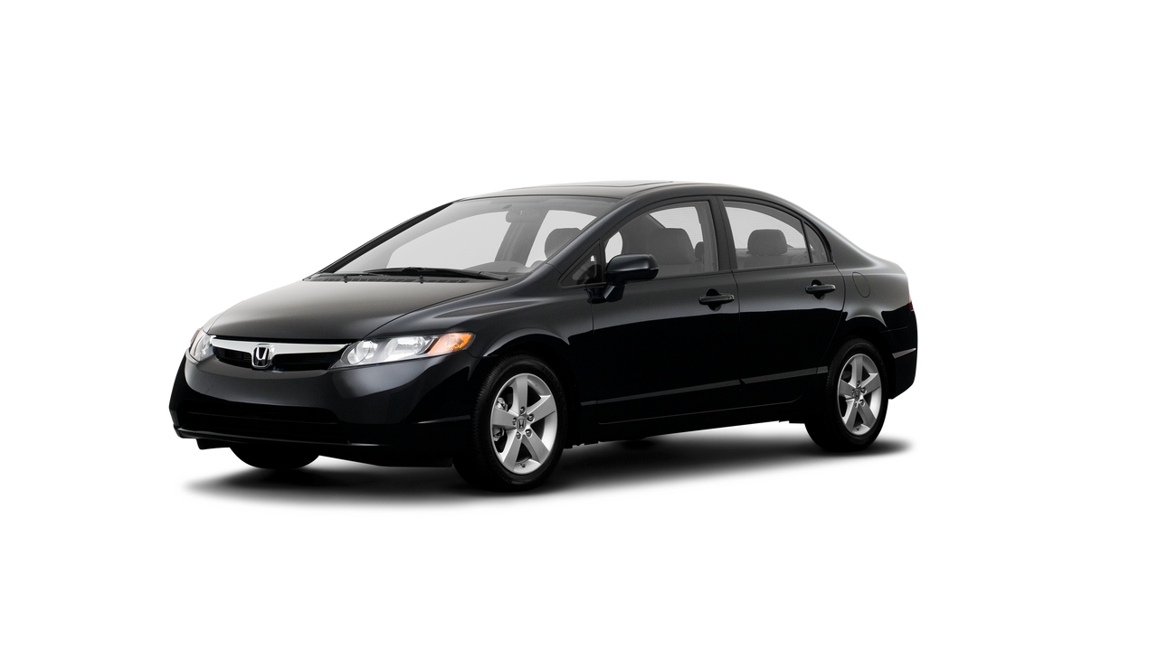 2008 Honda Civic 4dr Car