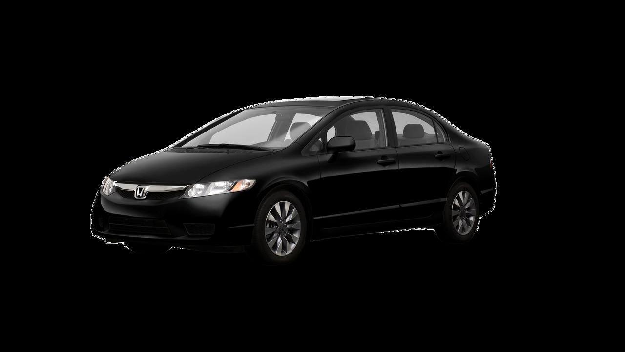 2009 Honda Civic 4dr Car