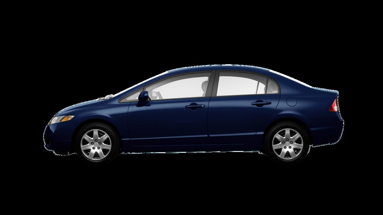 2009 Honda Civic 2dr Car