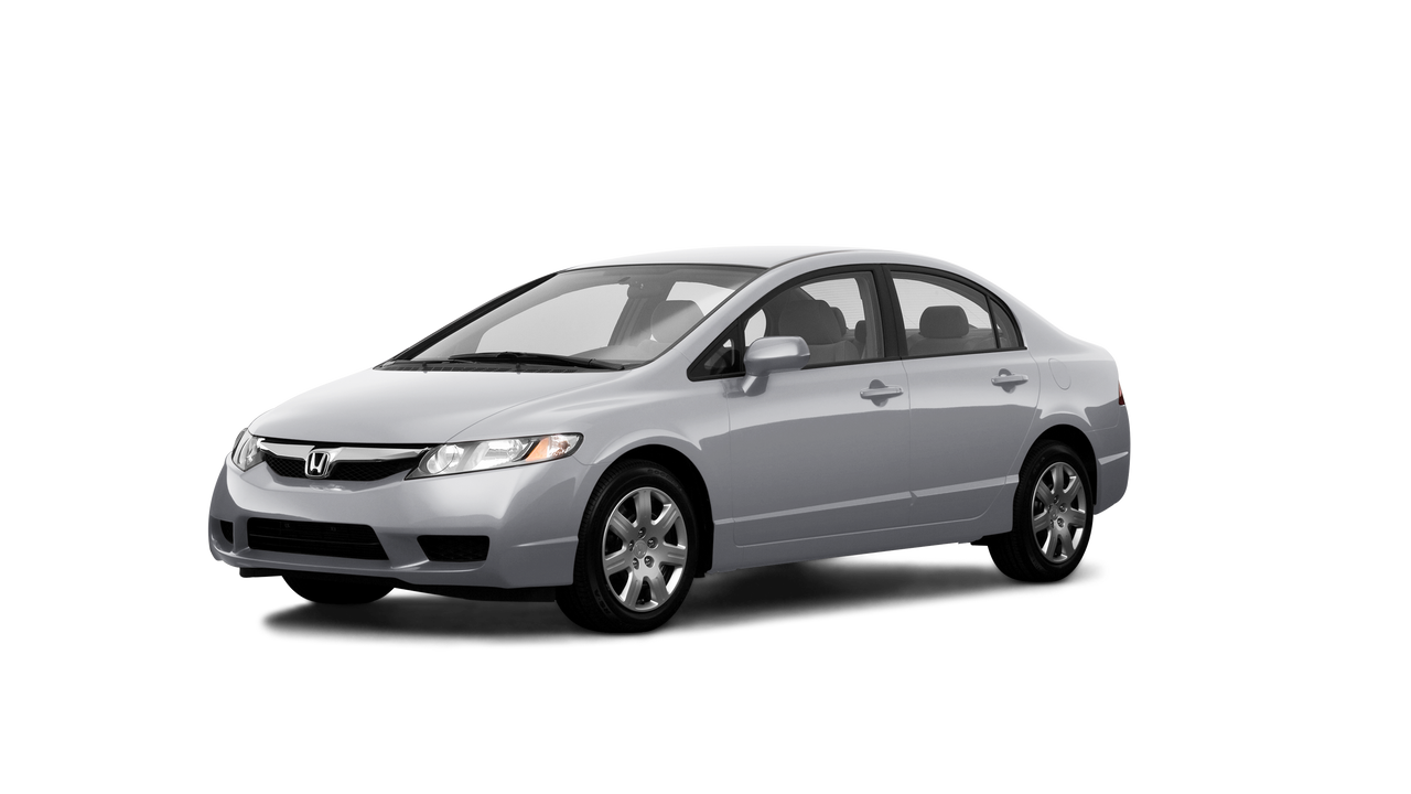 2009 Honda Civic 4dr Car