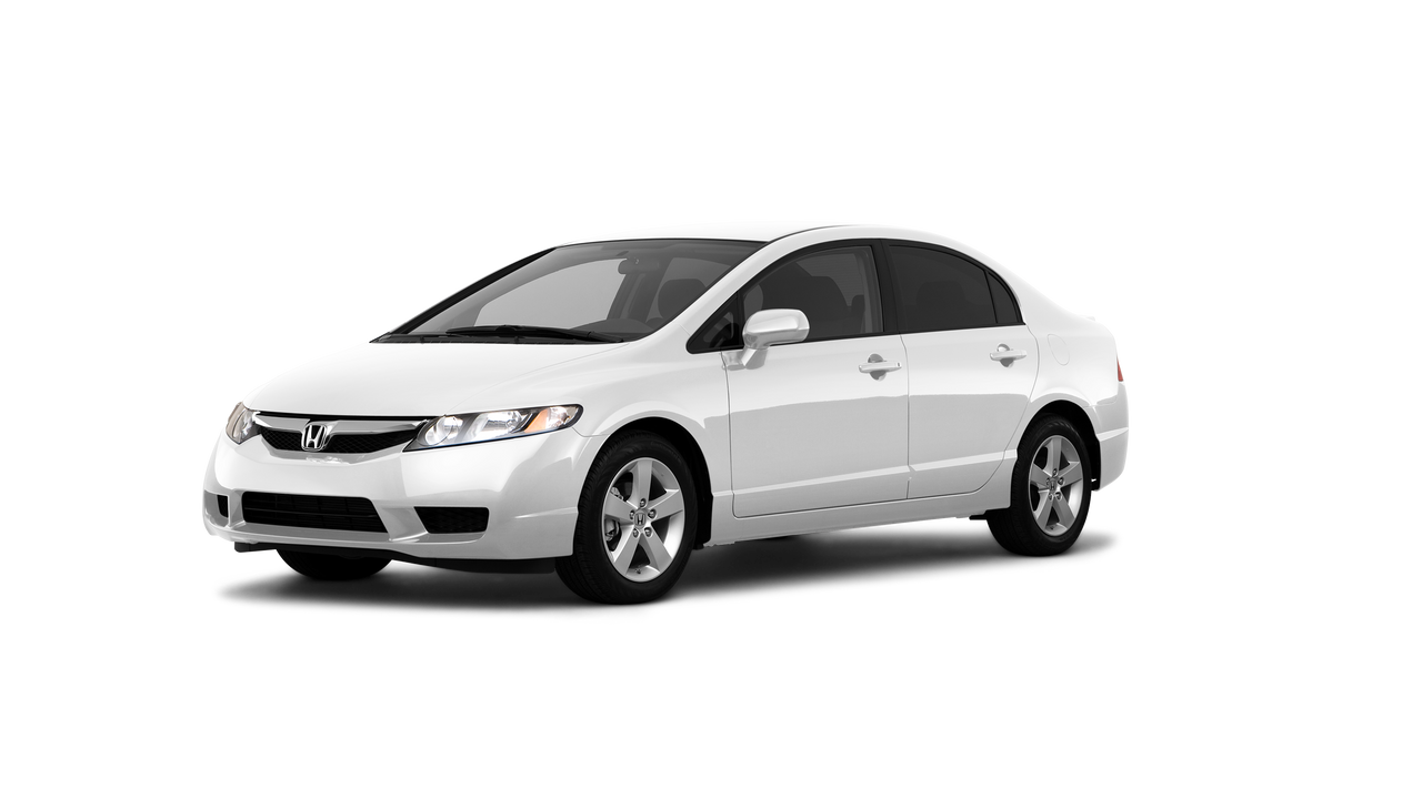 2010 Honda Civic Sdn 4dr Car