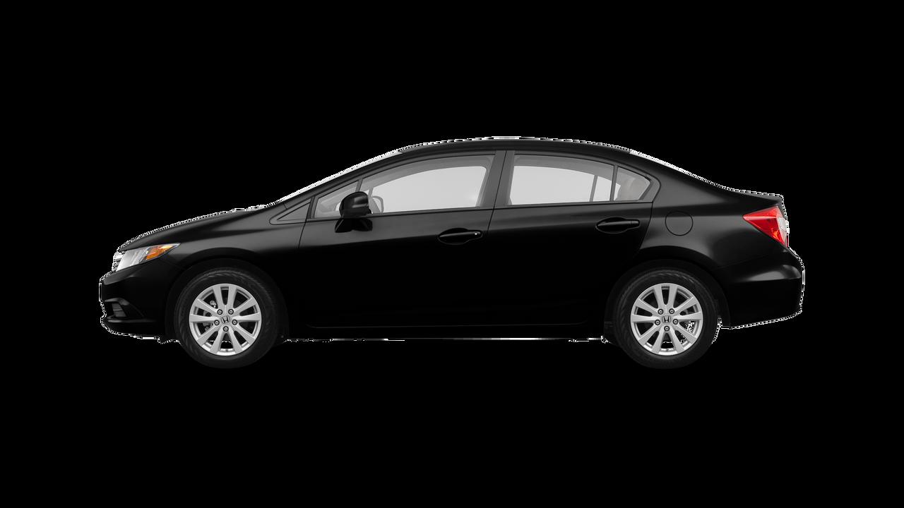 2012 Honda Civic Sdn 4dr Car